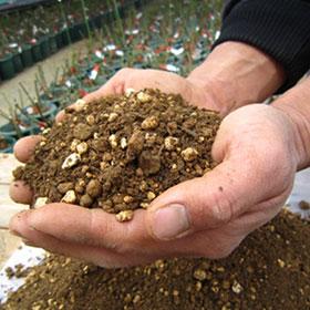 オリジナル培養土18L 「Rose Soil」